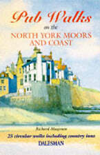 Pub Walks on the North York Moors and Coast by Richard Musgrave (Paperback,...