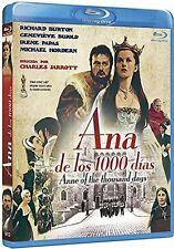 Anne of the Thousand Days (1969) ( Anne of a Thousand Days ) (Blu-Ray) Richard