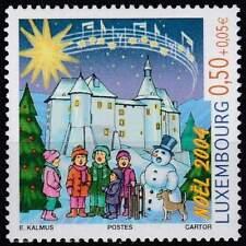 Luxemburg postfris 2004 MNH 1653 - Kerstmis / Christmas