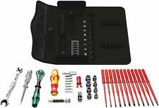 Wera Tools New 135926 Kraftform Kompakt W1 Maintenance Tool Kit