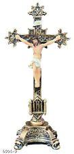 "Crucifix 9"" Inch Brand New Religious Figure Cross Jesus New Resin"