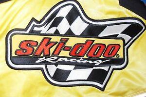 VINTAGE Ski-Doo Racing Jacket circa 2000-2001 *Non-Smoking Home*
