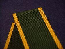 Territorial Efficiency Medal 1921 and Efficiency Medal 1930 Ribbon F/S 16cm long