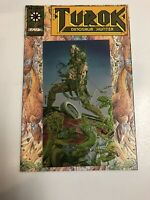 Turok (1993) Valiant # 1 (NM) Gold