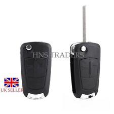 FOR Vauxhall Opel Corsa Astra Vectra Zafira 2 Button Remote Flip Key Case A53