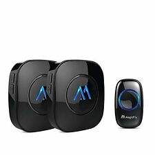 New Waterproof  Wireless Doorbell  Plug-in Remote Doorbell Chime 1000ft Sale