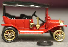 "MATCHBOX ""MODELS OF YESTERYEAR"" Y-1 1911 MODEL 'T' FORD Series 2 ca 1964"