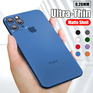 Case for iPhone 13 11 12 Pro Max Mini 7 8 XR X Clear Shockproof Ultra-thin Cover