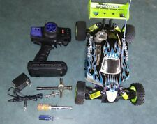 Exceed RC HyperSpeed 4WD Beginner Version Radio Controlled Nitro Powered Vehicle