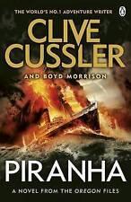 Piranha: Oregon Files #10 by Clive Cussler, Boyd Morrison (Paperback, 2016)