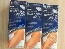 "3X  BUMP KLEAR""BUMPY SKIN WASH""-REDUCE REDNESS&BUMPS FROM KERATOSIS PILARIS"
