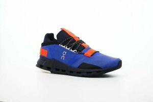 Mens On Running Cloudnova Cobalt Flame 26.99481