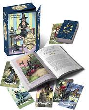 Tarot Histoires de sorcières ,nouveau, sous emballage+livre 218 pages,en coffret