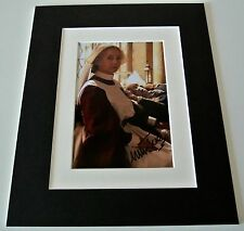 Gemma Jones Signed Autograph 10x8 photo display Harry Potter Film & COA