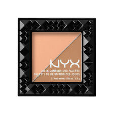 NYX Two To Tango Cheek Contour Duo Palette Highlighter & Bronzer Face Powder