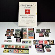Italy San Marino Vatican 53 Stamp Lot Set Coat of Arms Victor Emmanuel - MNH