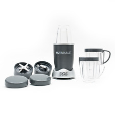 NutriBullet 600 600W Series 10 Piece Extractor & Blender under half RRP no books