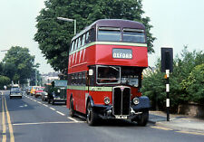 City of Oxford M.S.928 harrogate autumn 75 6x4 Quality Bus Photo