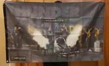 Monster Energy Drink NHRA Sign Flag Banner Poster John Brittany Force Dragster