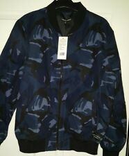LEVI'S LINE 8 BOMBER JACKET NEW WITH TAGS SIZE SMALL holidays please read