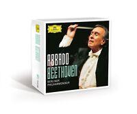CLAUDIO ABBADO/BP/+ - BEETHOVEN (ABBADO SYMPHONY EDITION) 10 CD NEW+