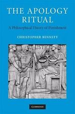 The Apology Ritual: A Philosophical Theory of Punishment-ExLibrary