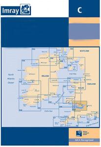 Imray C Series Marine Navigation Charts all free shipping YACHT SAILING BOAT