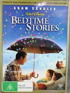 """BEDTIME STORIES (DVD, 2009) BRAND NEW / SEALED """"REGION 4"""""""