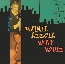 Jazzola by Marcel Azzola (CD, May-2000, Black and Blue)
