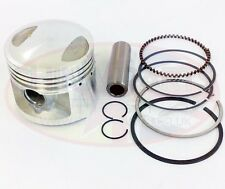 Piston & Rings Set for Chinese Scooter 139QMA Engine 50cc