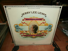 "jerry lee lewis""southern roots..""lp12""fr-or.black label.mercury:6338452.de 1973."