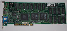 2 themax Gainward Fantasy FX Dragon 2000 Voodoo Rush icuvga-gw707 8mb PCI mx86251