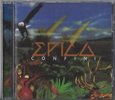 "EPICA      ""Confini""       NEW SEALED METAL IMPORT CD -- LAST ONE !!!   RARE!"