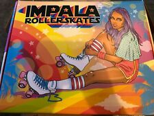 BRAND NEW IN HAND IMPALA HOLOGRAPHIC QUAD ROLLER SKATES SIZE 7 8 9