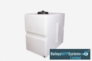 500 Litre flat/Upright water tank. Window cleaning/Water storage/WFP
