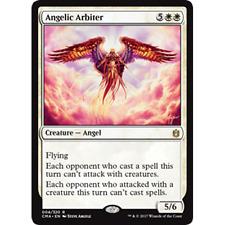 MTG COMMANDER ANTHOLOGY * Angelic Arbiter