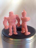 Vintage Kinnikuman m.u.s.c.l.e. action figure Flesh Lot D 210 215