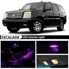 Purple Interior LED Lights Package for 2002-2006 Cadillac Escalade SUV