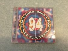 Album CD audio / turn up the bass 1994 Megamix