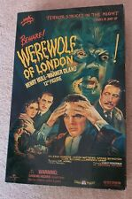 "Sideshow Werewolf Of London 12"" Figure Rare!"