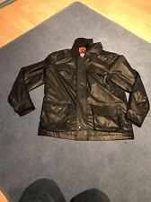 Barbour Rainbow International Gold Waterproof Breathable Jacket UK Size 10