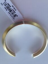 Miansai NWT Medium Brass Bell Cuff ($185) w/tax