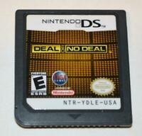 DEAL OR NO DEAL NINTENDO DS GAME 3DS 2DS LITE DSI XL
