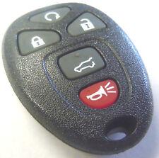 keyless remote entry car starter 2008 08 Hummer H2 SUT SUV key fob transmitter