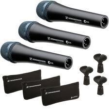 Sennheiser E935 - Professional Cardioid Dynamic Handheld Microphones - *3 PACK*