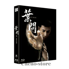Ip Man (Blu-ray) 500 copies Full Slip Limited / English subtitle / Region ALL