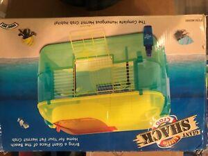 NEW IN BOX CRAB SHACK- LARGE HERMIT CRAB HABITAT for pet accessories food etc.
