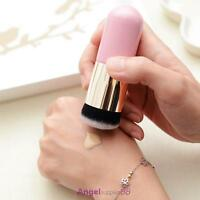 Pro Makeup Brushes Kabuki Cosmetic Contour Face Blusher Powder Foundation Brush