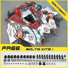 White GSXR1000 Fairing Kit Fit Suzuki GSX-R1000 2010 2011 12 13 2009-2016 012 A6