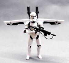 "HASBRO Star Wars  Revenge Of The Sith Clone Trooper  Figure 3.75"" #W3"